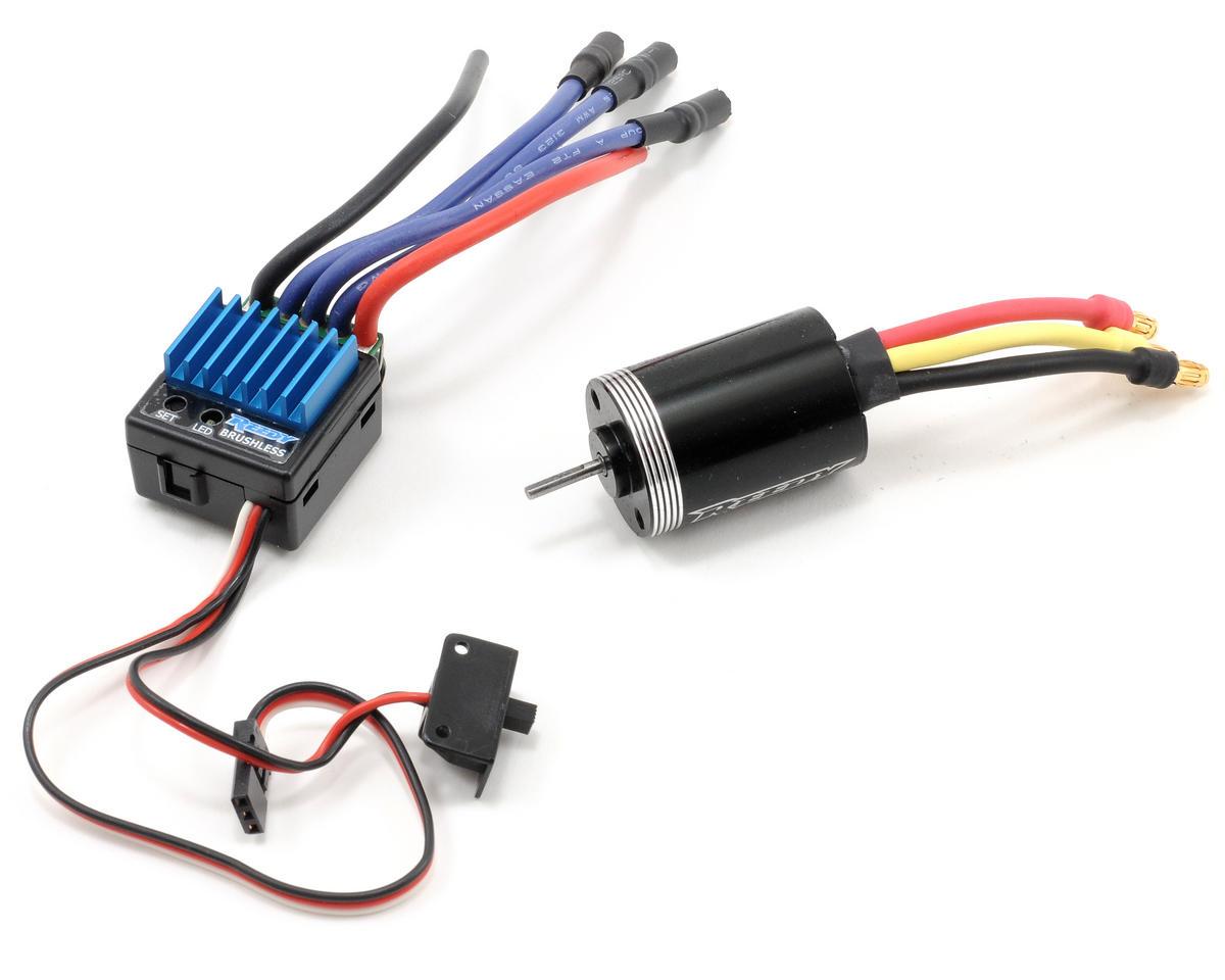 Reedy Micro Brushless ESC & Motor Combo (5000kV)