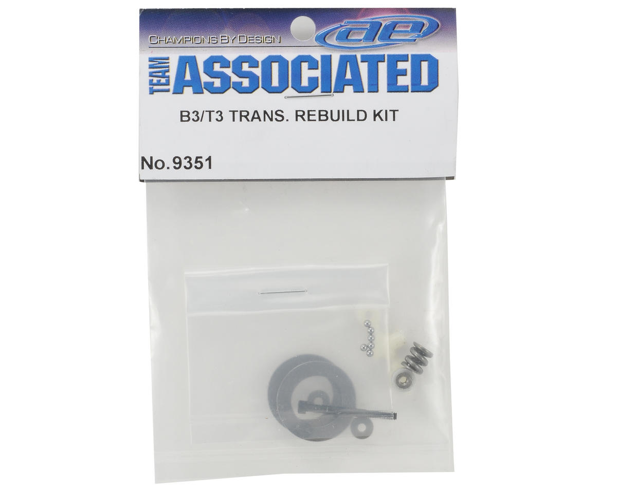 Team Associated Differential Rebuild Kit (RC10B3/T3)