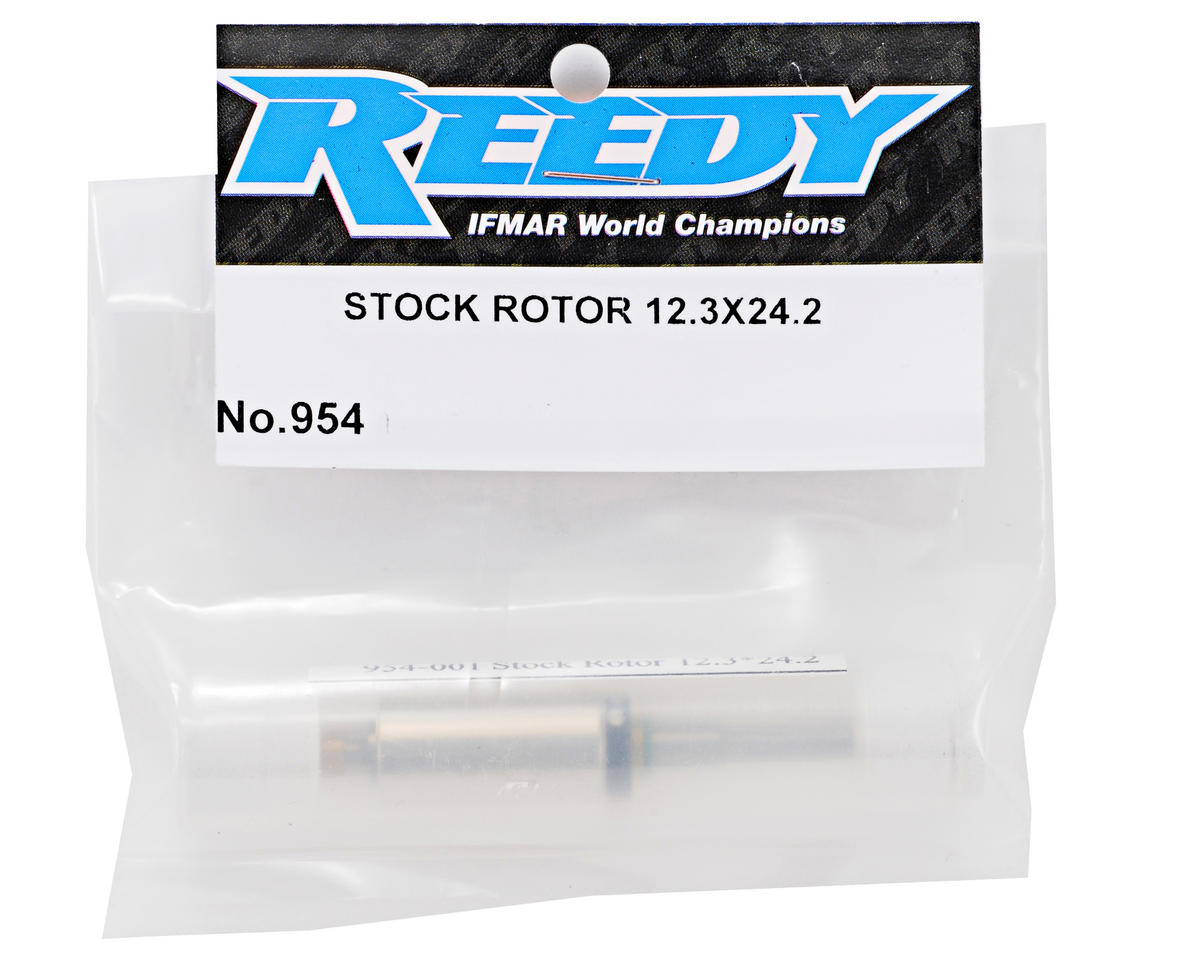 Reedy 12.3x24.2mm Sonic Stock Spec Sintered Rotor