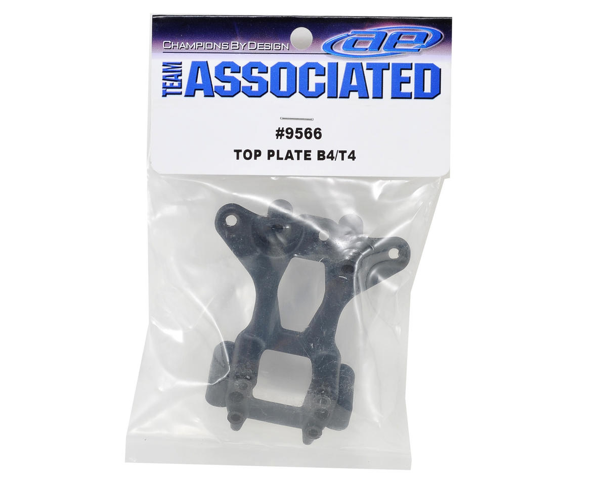 Team Associated Top Plate (B4/T4)