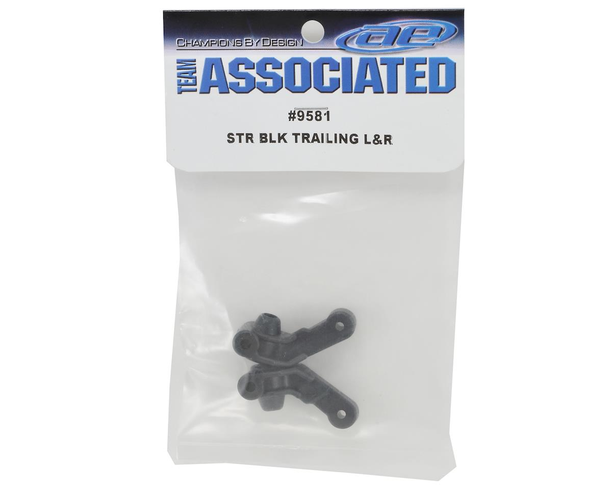 Team Associated Trailing Steering Block Left & Right (T4/B4/GT)