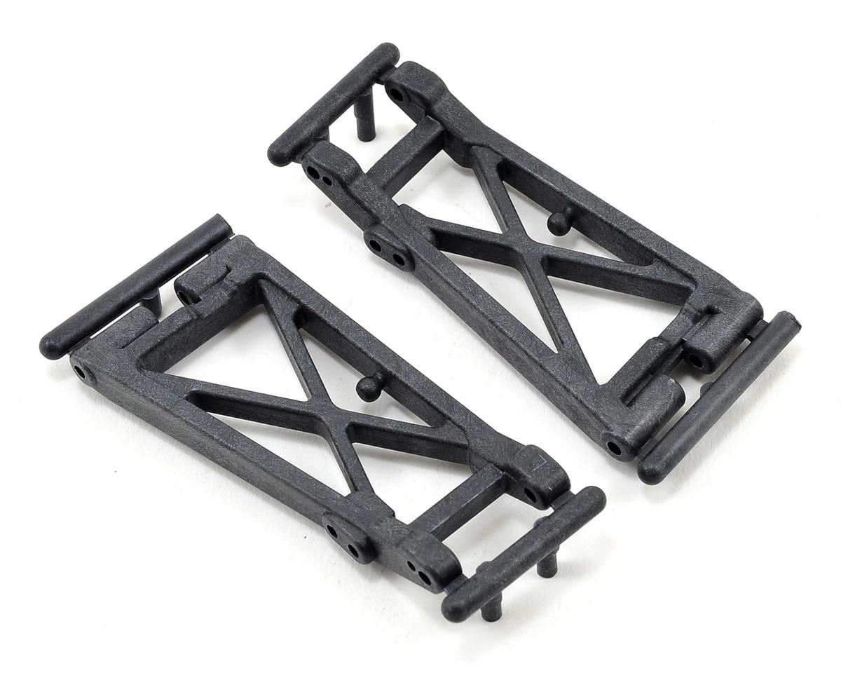 Carbon Rear A-Arm (2) (B4) by Team Associated