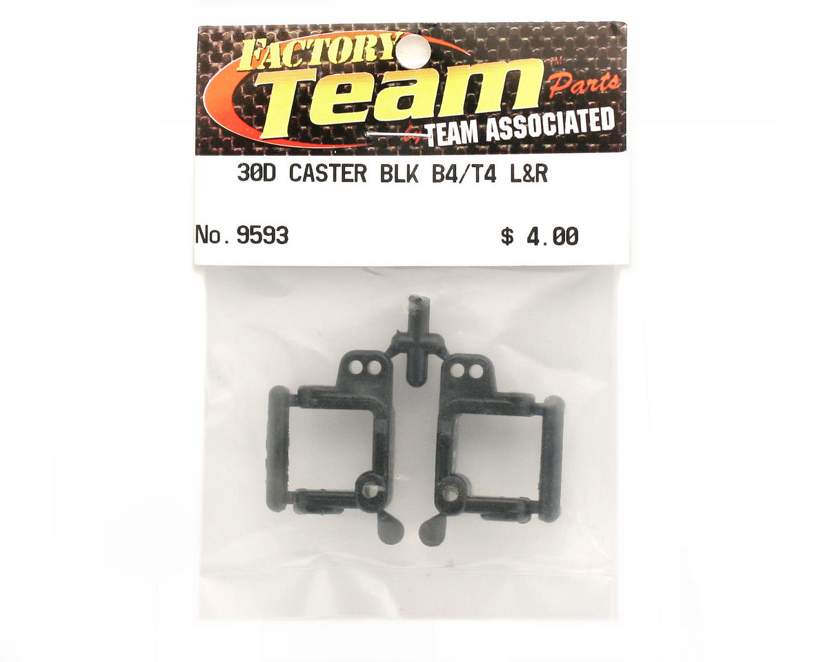 Team Associated Caster Block 30 Degree Left & Right (B4/T4/GT)