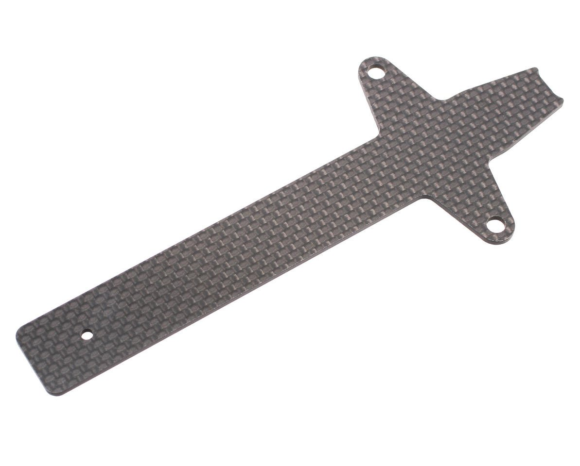 Team Associated Factory Team Woven Graphite Battery Brace