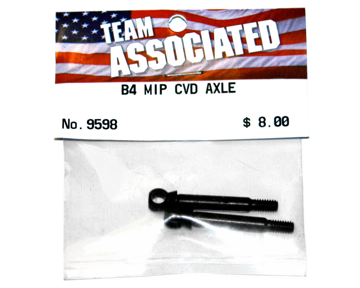 Team Associated MIP CVD Axle (2) (B4/T4/GT)