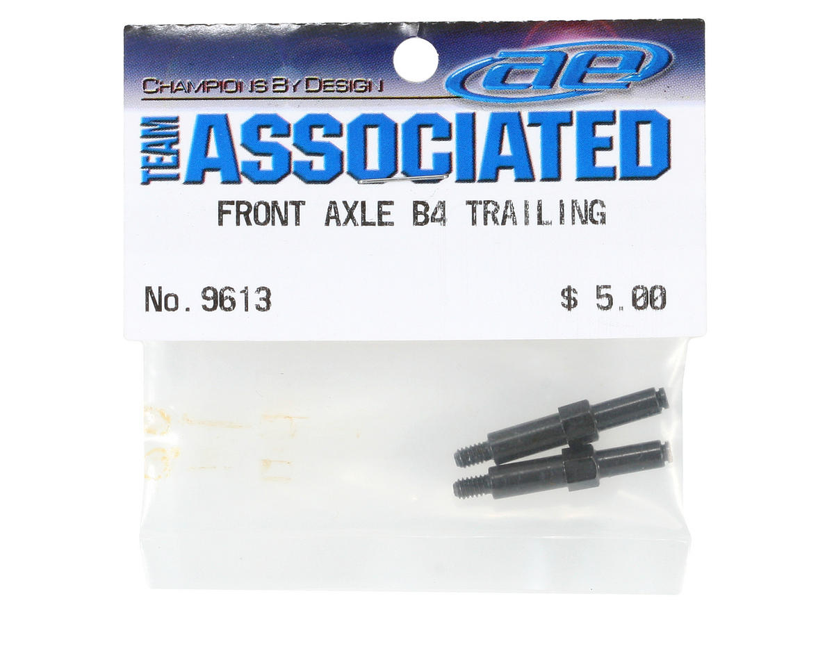 Trailing Front Axle (B4) by Team Associated