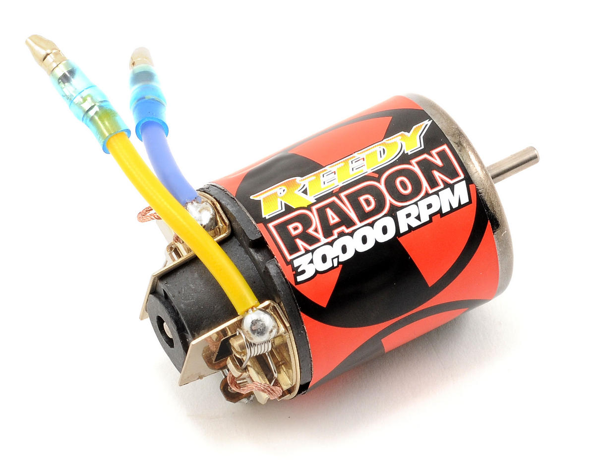 Radon 17T Brushed Motor by Reedy