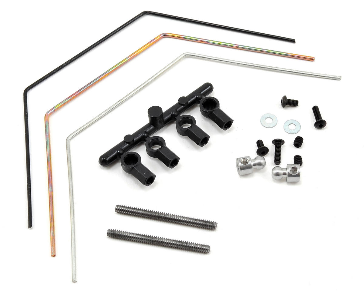 Team Associated Rear Sway Bar Kit (B4/T4)