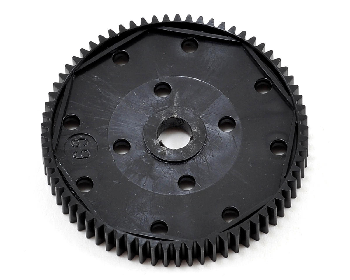 48P Brushless Spur Gear (69T) by Team Associated