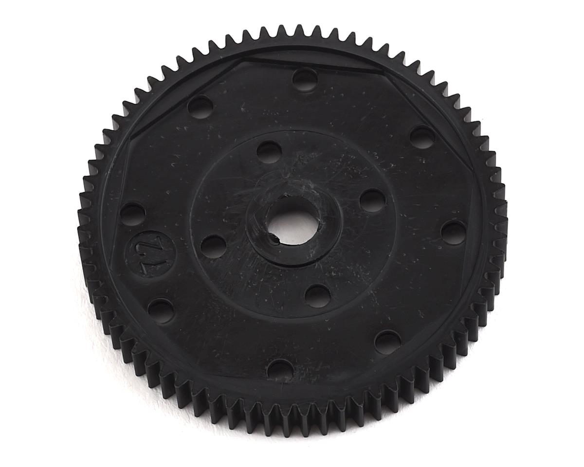 48P Brushless Spur Gear (72T) by Team Associated