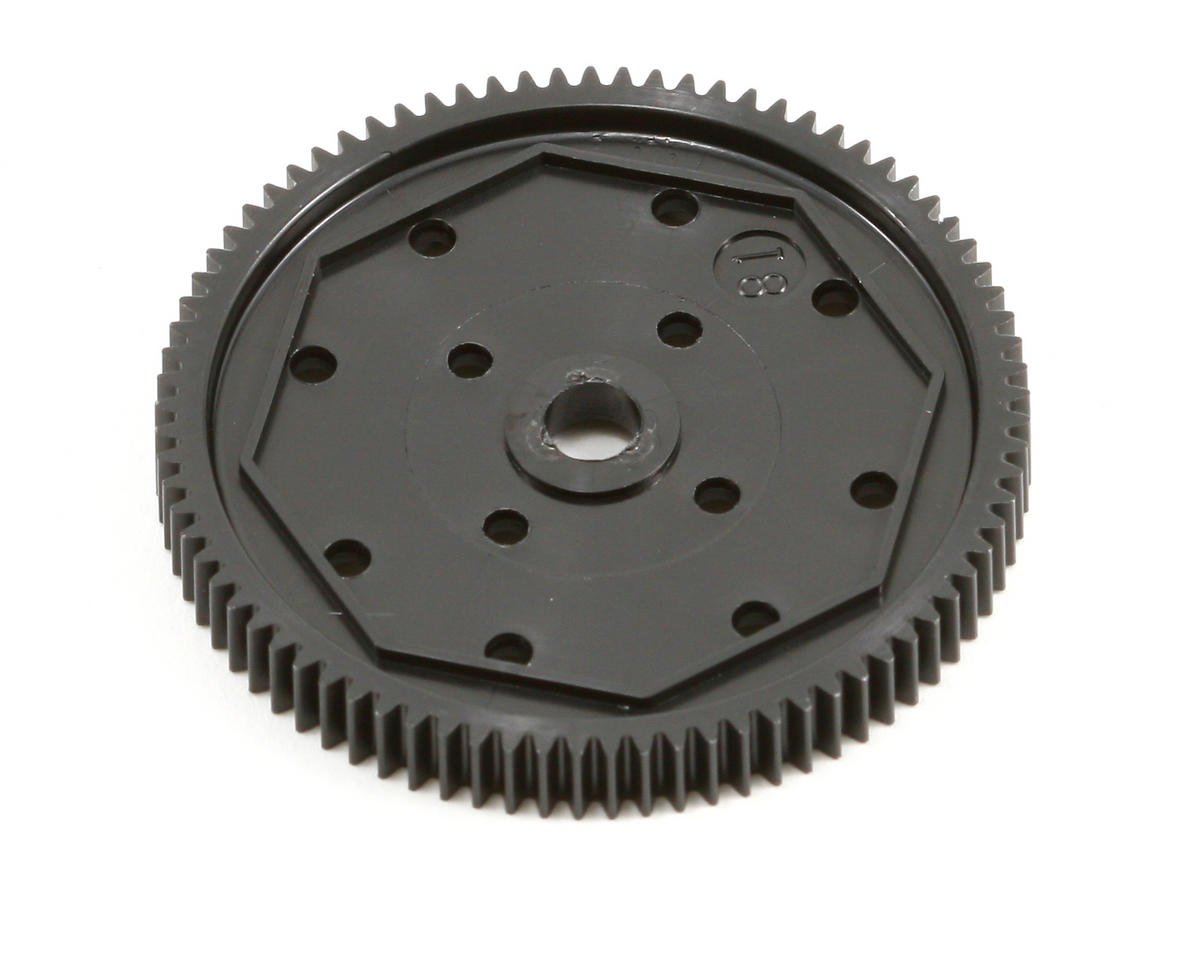 48P Spur Gear (81T) by Team Associated