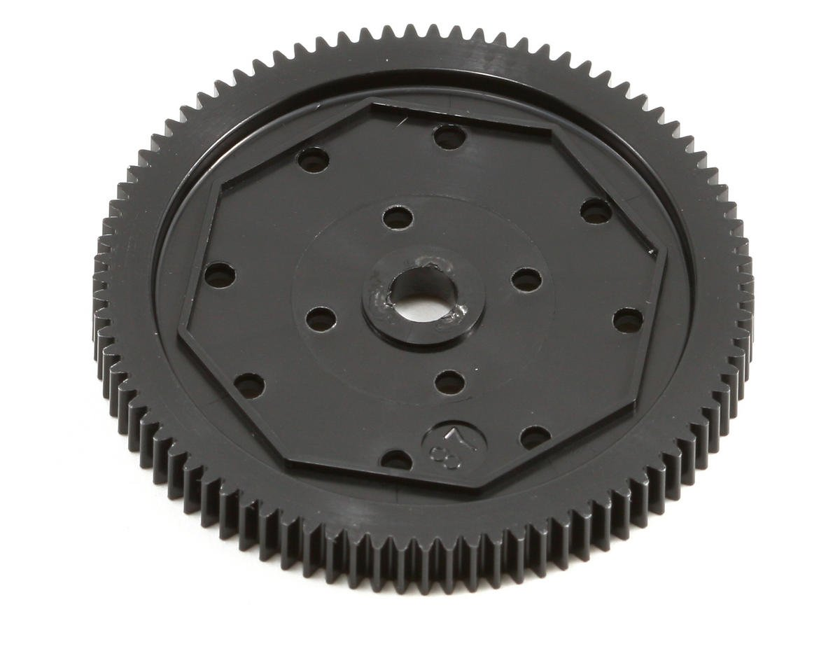 48P Spur Gear (87T) by Team Associated