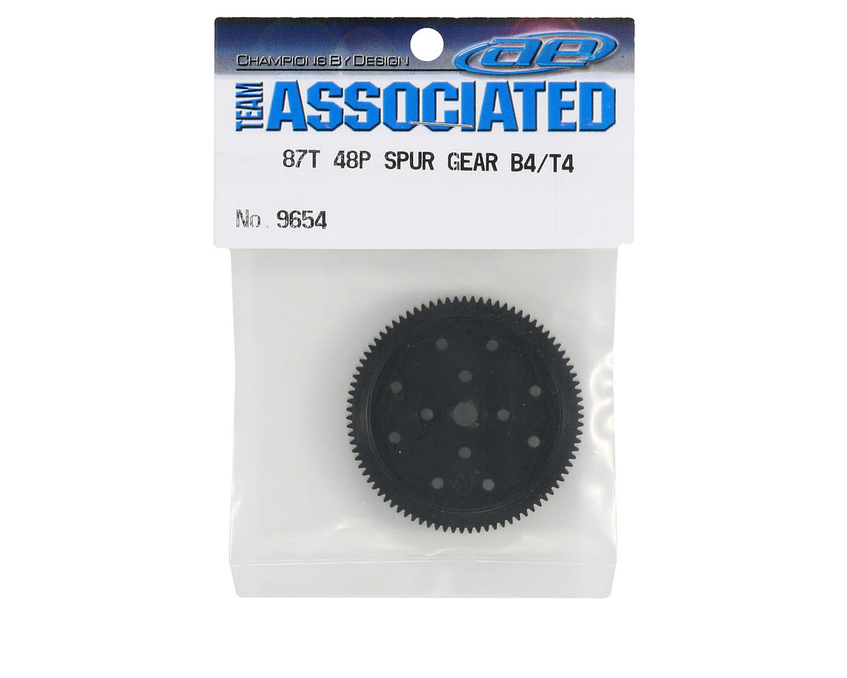 Team Associated 48P Spur Gear (87T)