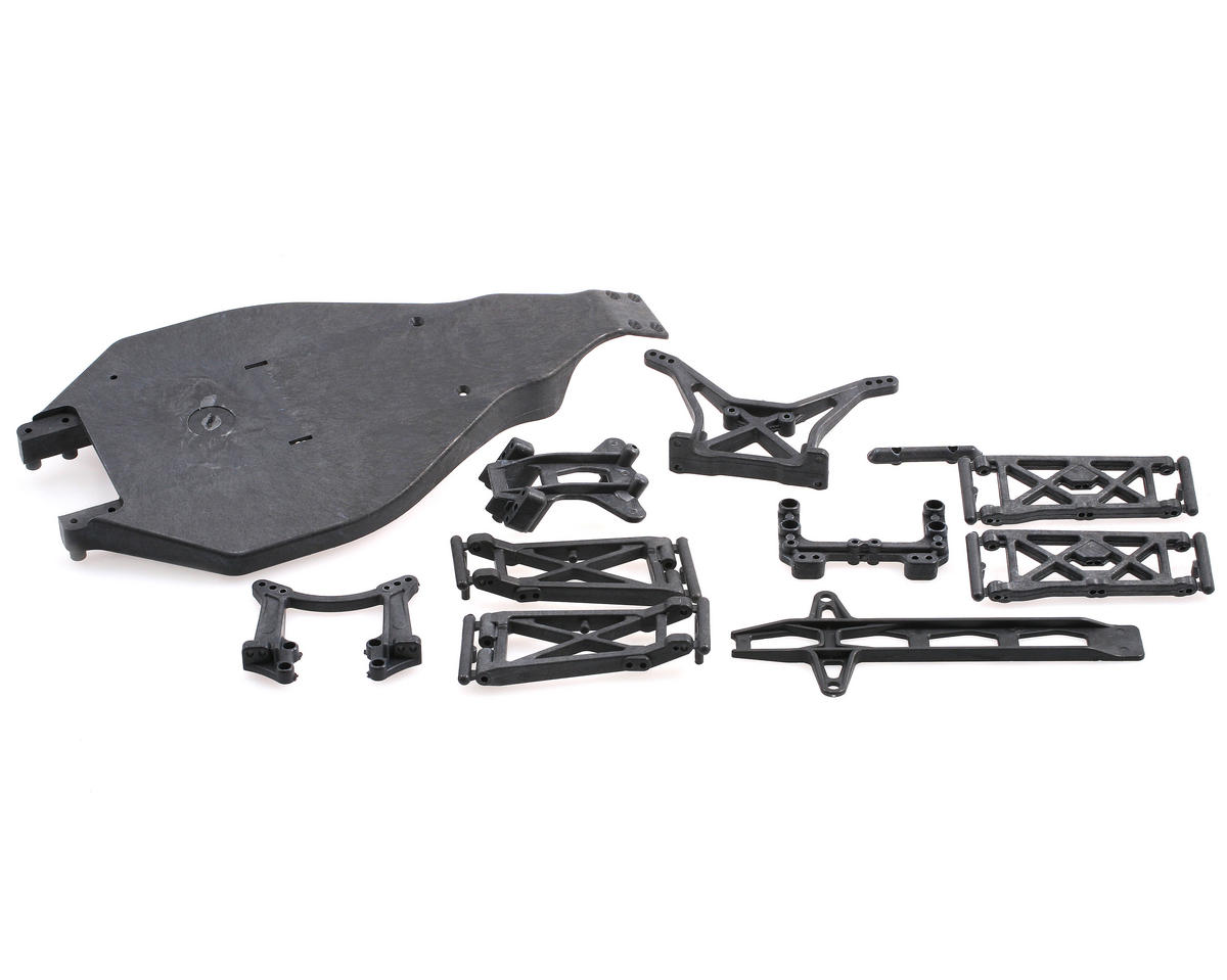 Team Associated Full Carbon Parts Set (B4)