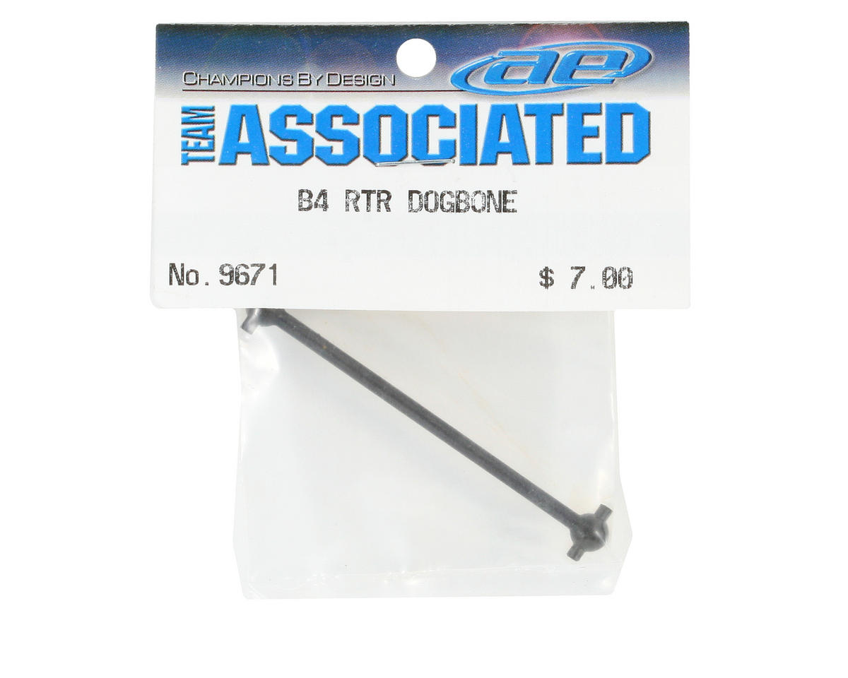 RTR Dogbone (B4) by Team Associated