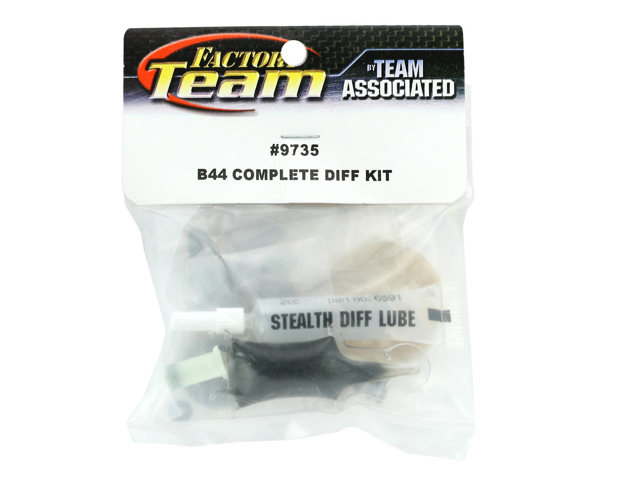 Team Associated Complete Differential Kit (B44)