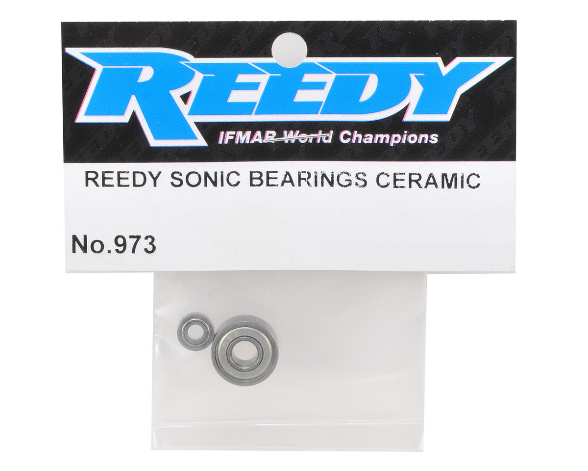 Reedy Sonic 540 Ceramic Bearing Set (2)