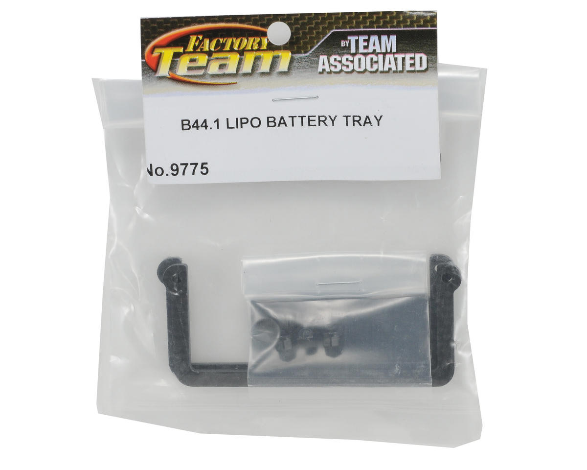 Team Associated Factory Team LiPo Battery Tray (B44.1)
