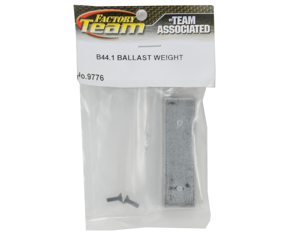 Factory Team LiPo Ballast Weight (B44.1) by Team Associated
