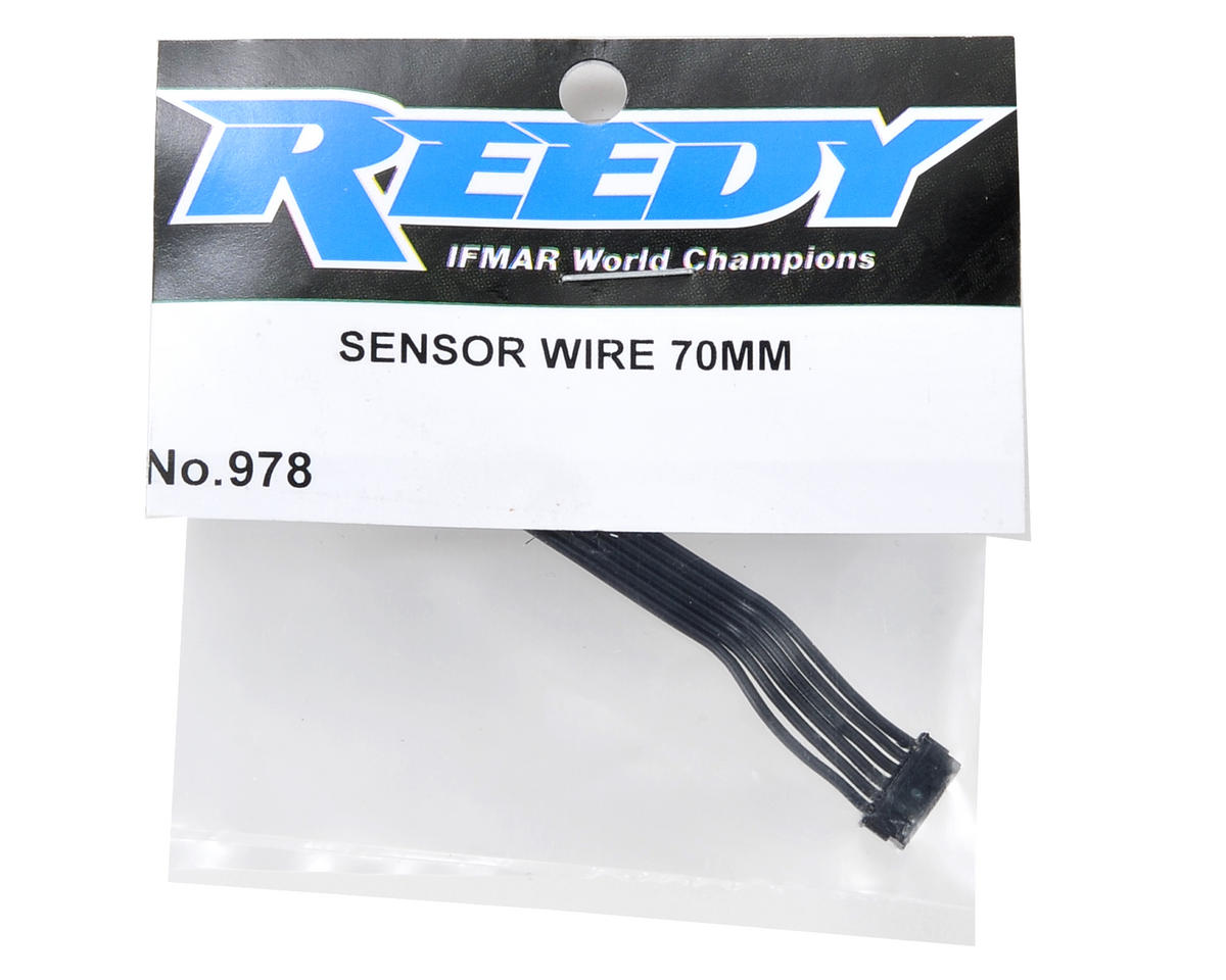 Reedy Flat Sensor Wire (70mm)