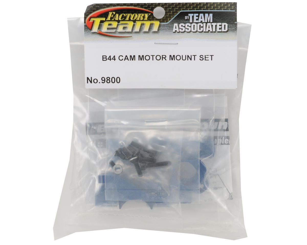 Team Associated Factory Team B44.1 Cam Motor Mount Set