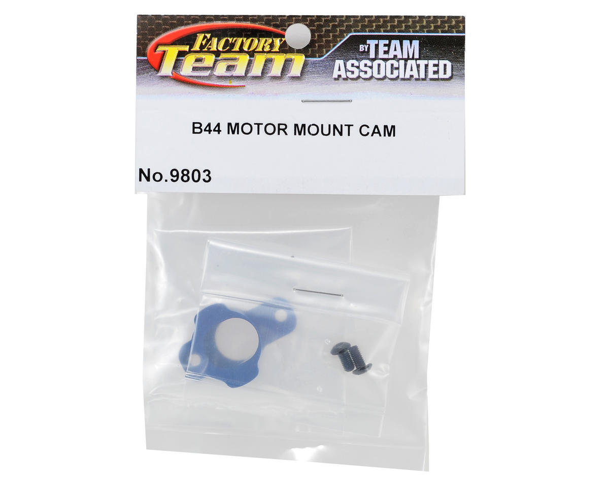 Team Associated Factory Team B44.1 Motor Mount Cam