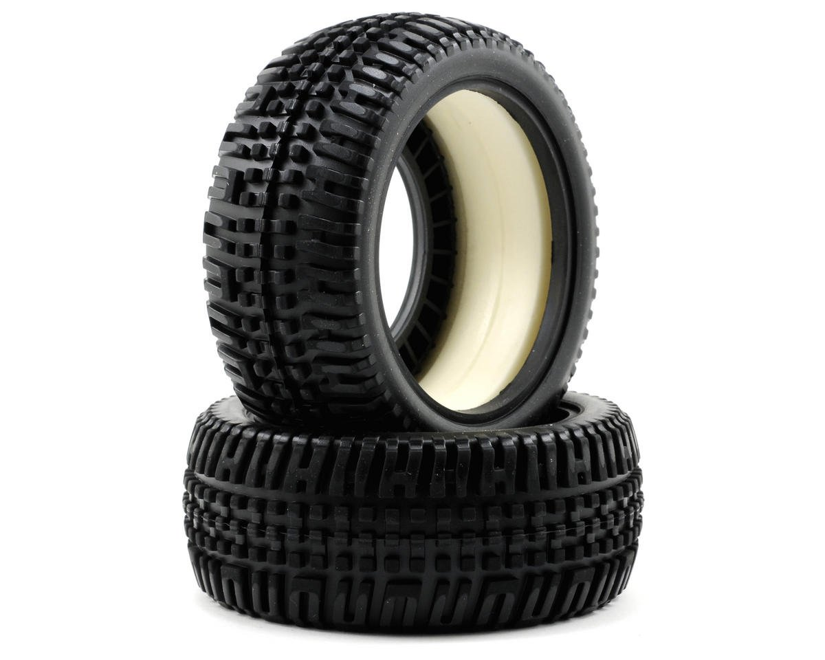 Team Associated Short Course Truck Tire w/Foam Insert