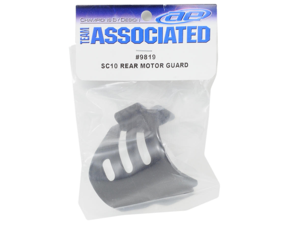 Team Associated Rear Motor Guard