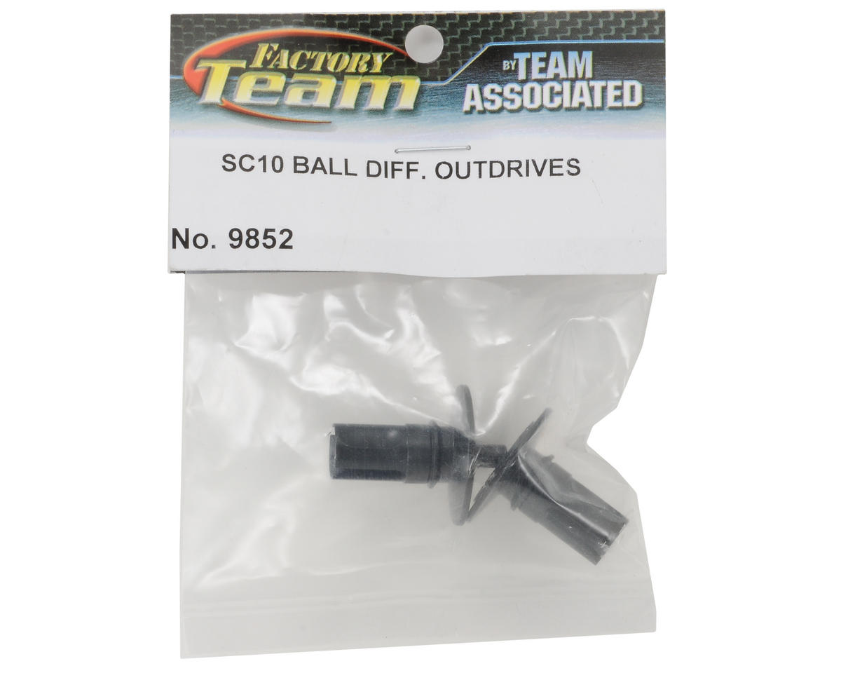 Team Associated Ball Differential Outdrives