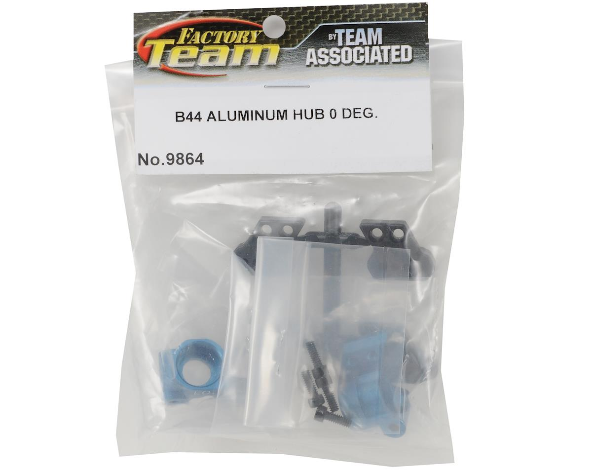 Team Associated Factory Team 0° Aluminum Hub Set (2)