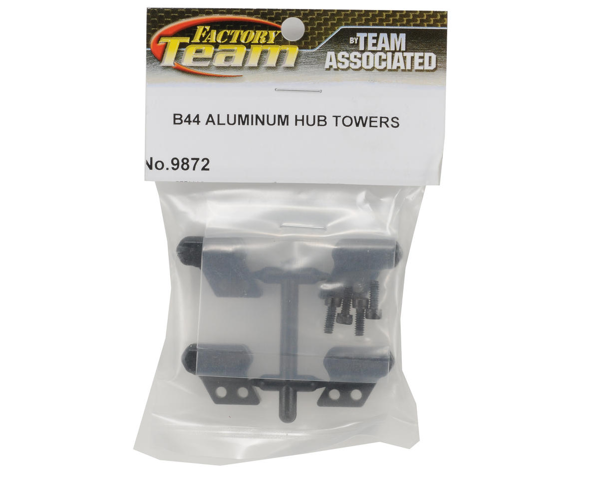 Team Associated Factory Team Hub Tower Set (A & B)