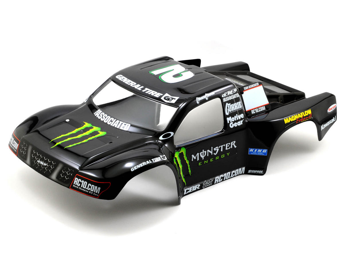 "Team Associated ""Monster"" Body (SC10)"