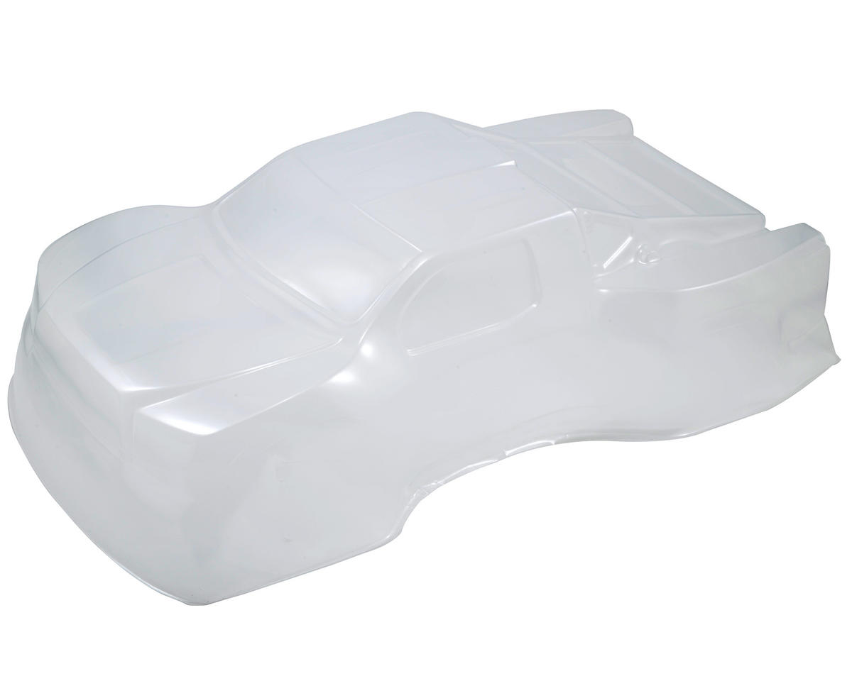 Team Associated Toyota Racing Short Course Truck Body (Clear)