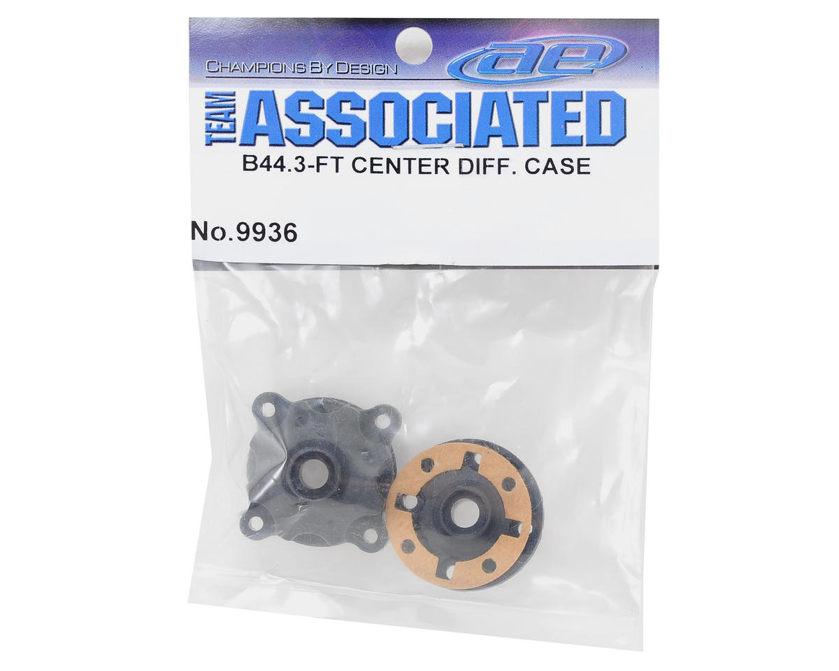 Team Associated Center Differential Case
