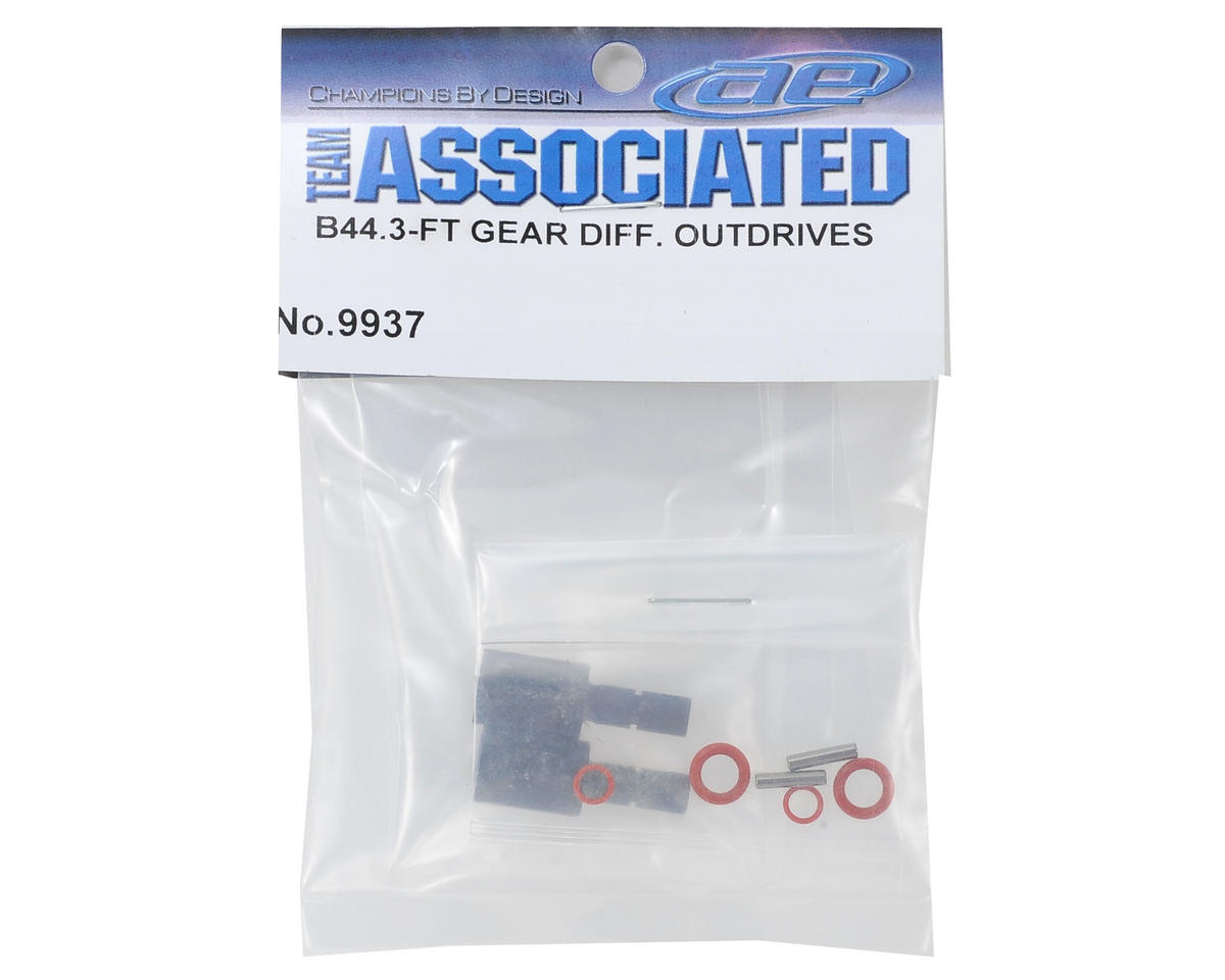 Team Associated Gear Differential Outdrives (2)