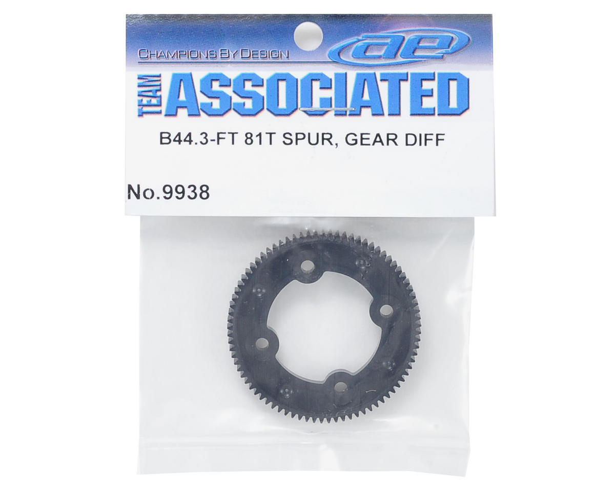 Team Associated Differential Spur Gear (81T)