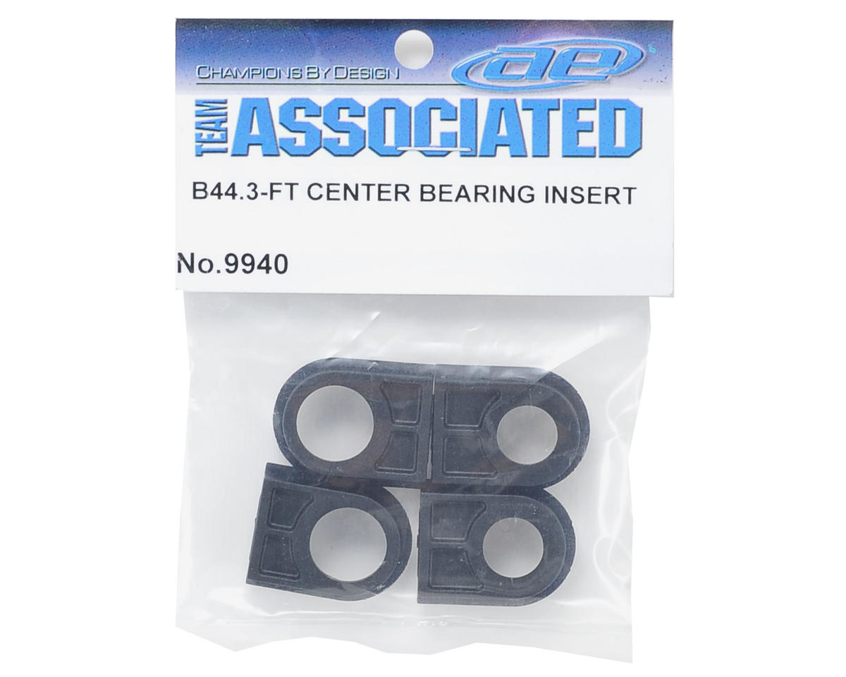 Team Associated Center Bearing Inserts