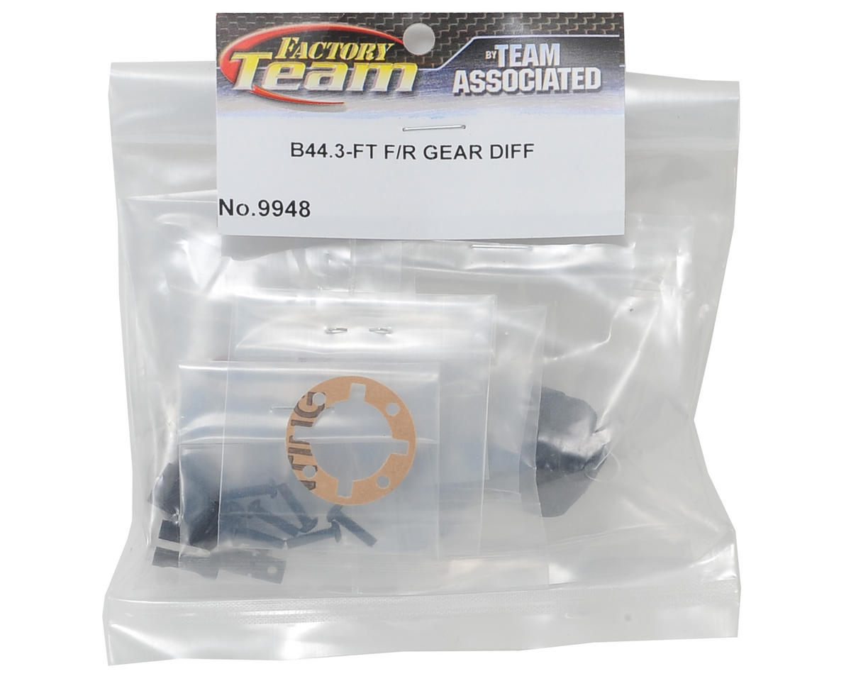 Team Associated Factory Team Front/Rear Gear Differential