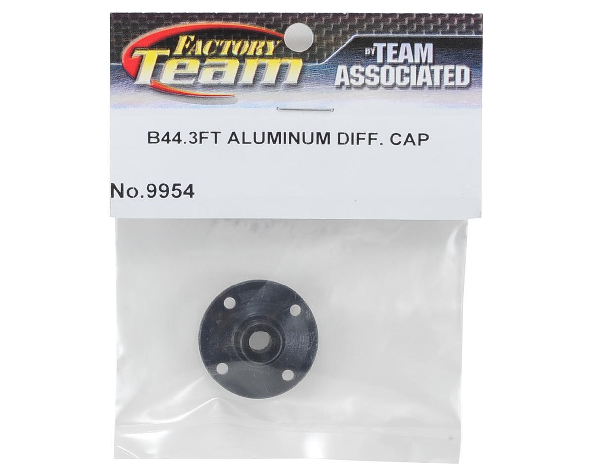 Team Associated Aluminum B44.3 Factory Team Center Differential Cap