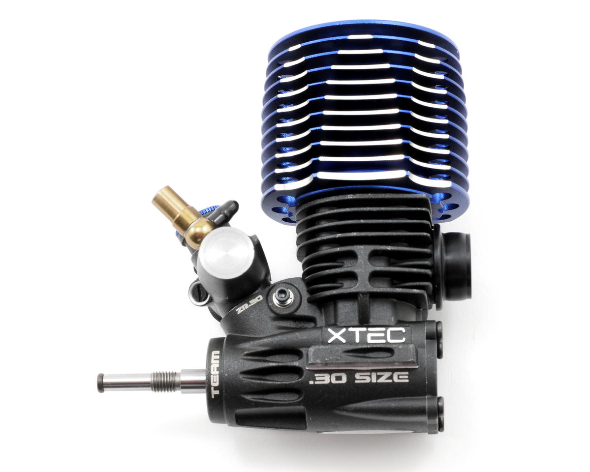 LRP ZR.30 X Non-Pullstart Competition Truggy Engine (Standard Plug)