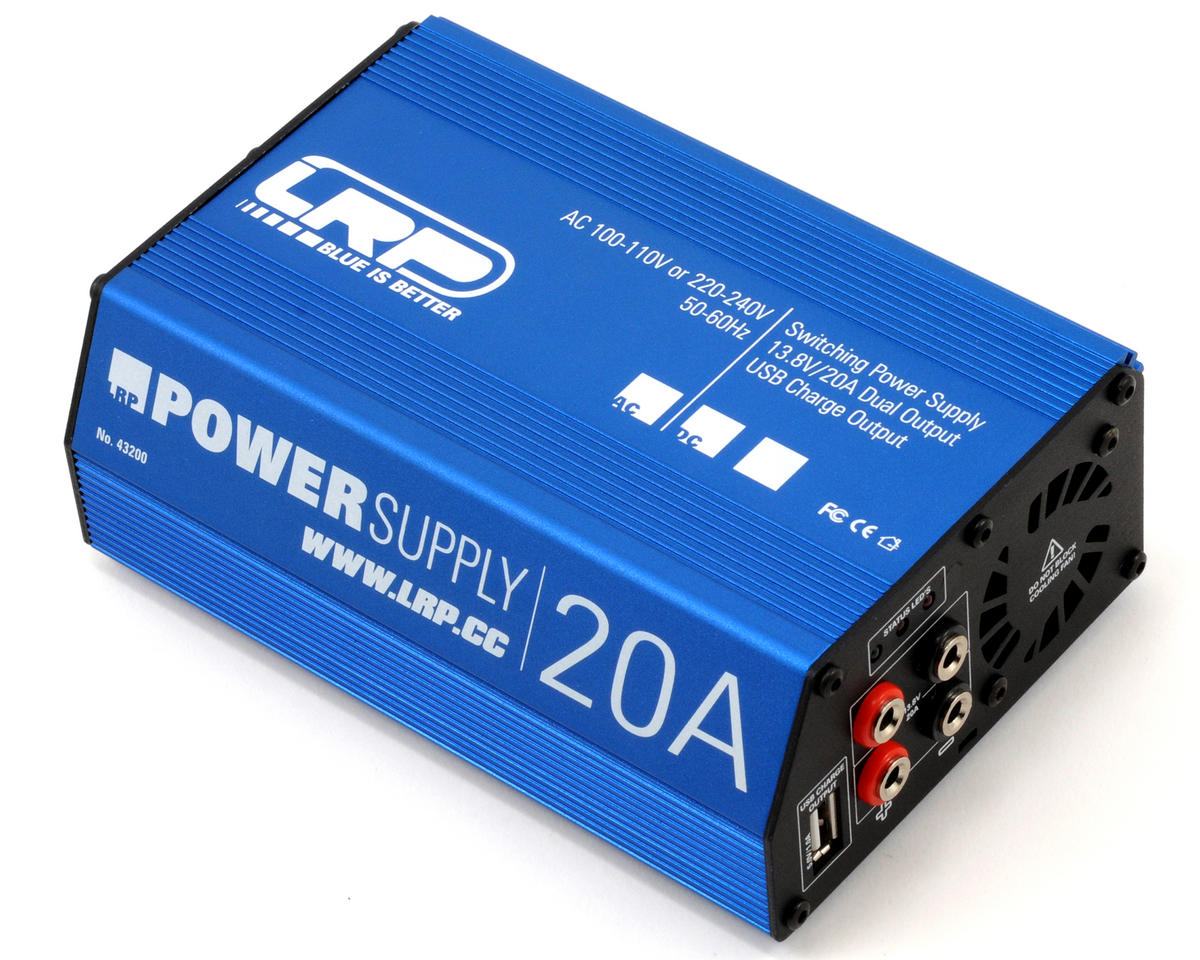 LRP Competition Power Supply (13.8V/20A)