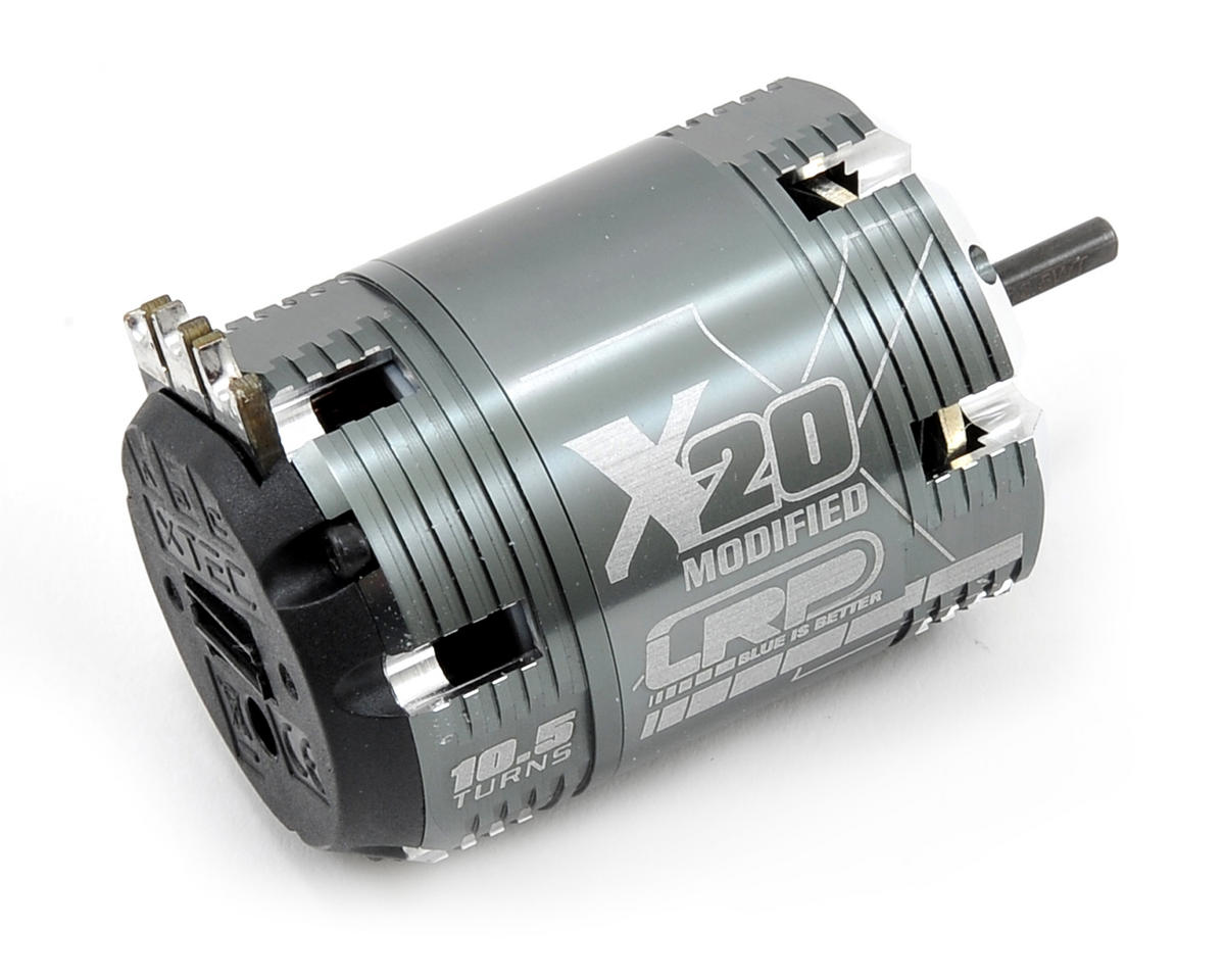 LRP Vector X20 Brushless Motor (10.5)