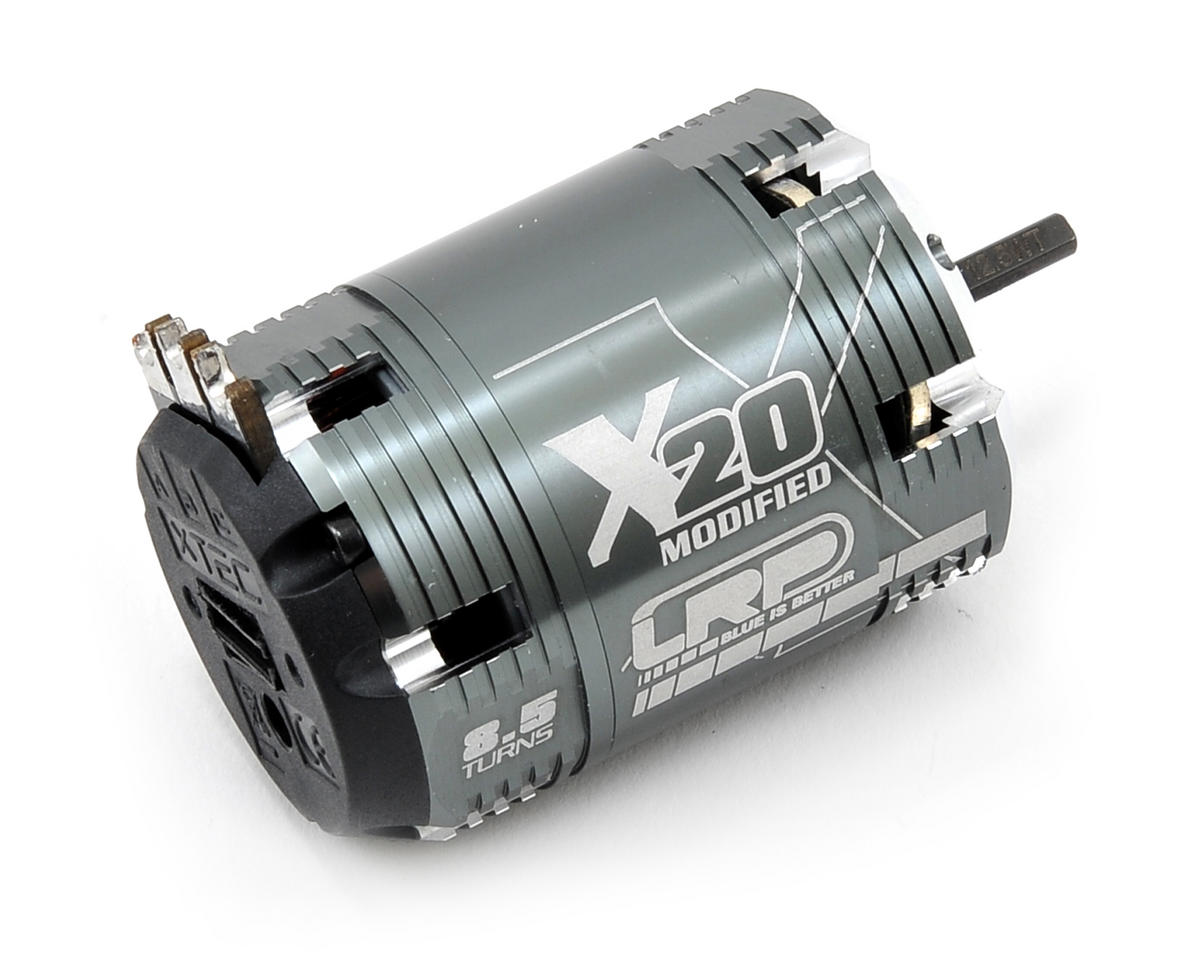 LRP Vector X20 Brushless Motor (8.5)