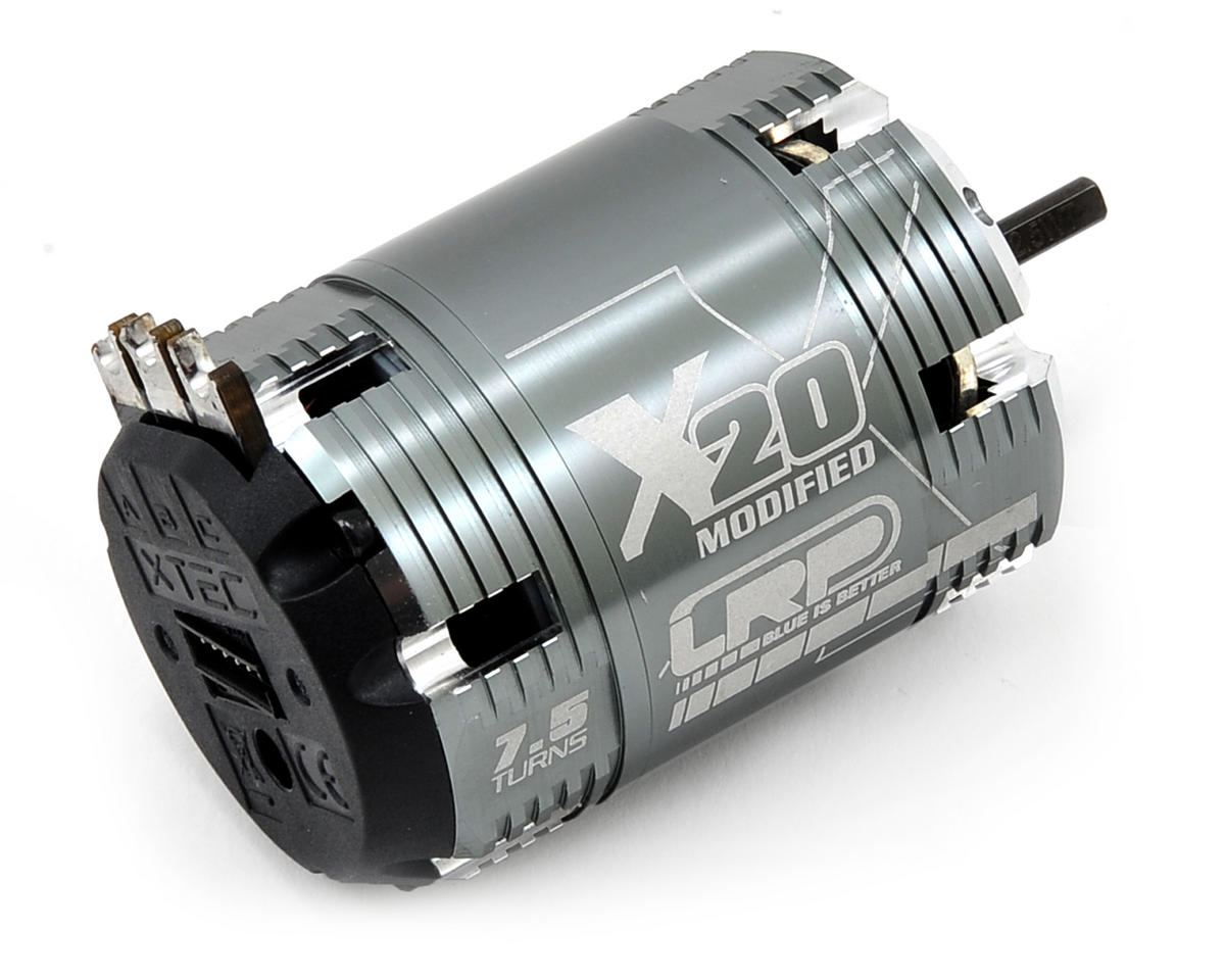 Vector X20 Brushless Motor (7.5) by LRP