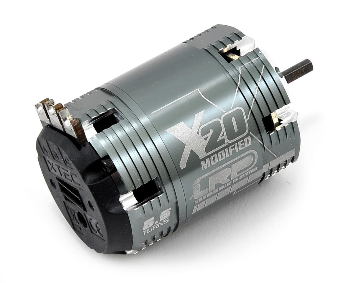 LRP Vector X20 Brushless Motor (6.5)