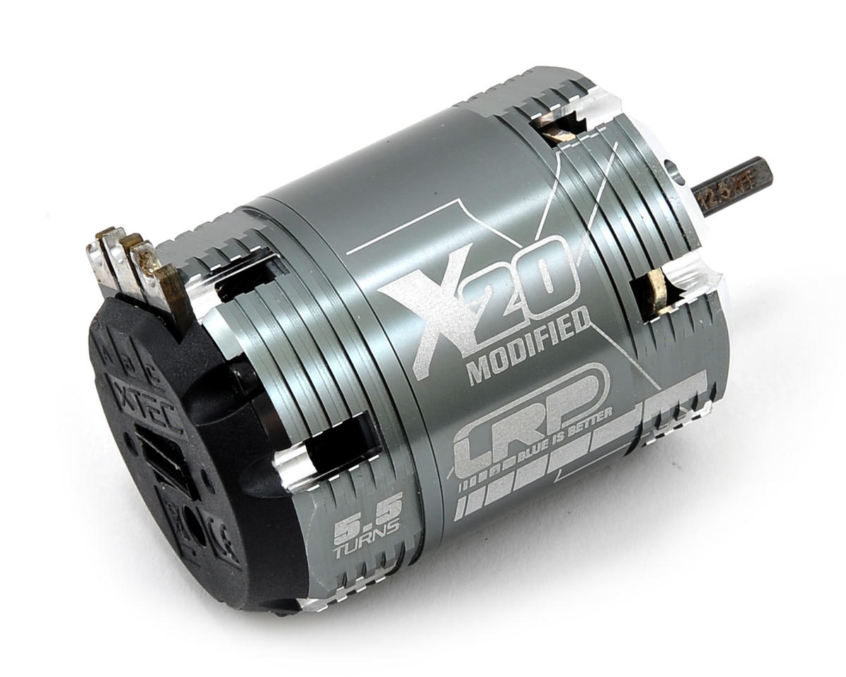 LRP Vector X20 Brushless Motor (5.5T)