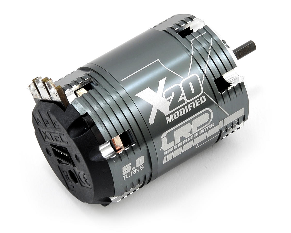 LRP Vector X20 Brushless Motor (5.0T)