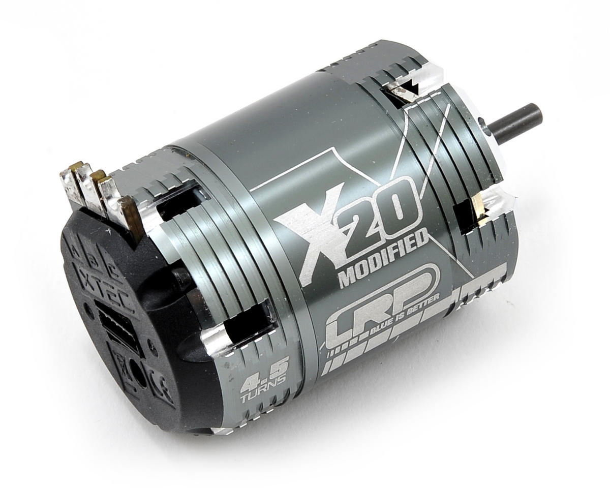 LRP Vector X20 Brushless Motor (4.5T)