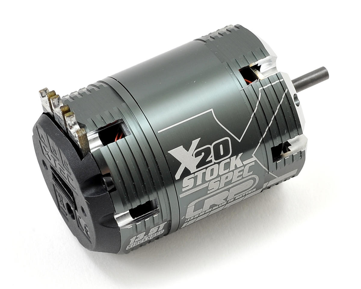 LRP Vector X20 StockSpec Brushless Motor (13.5T)