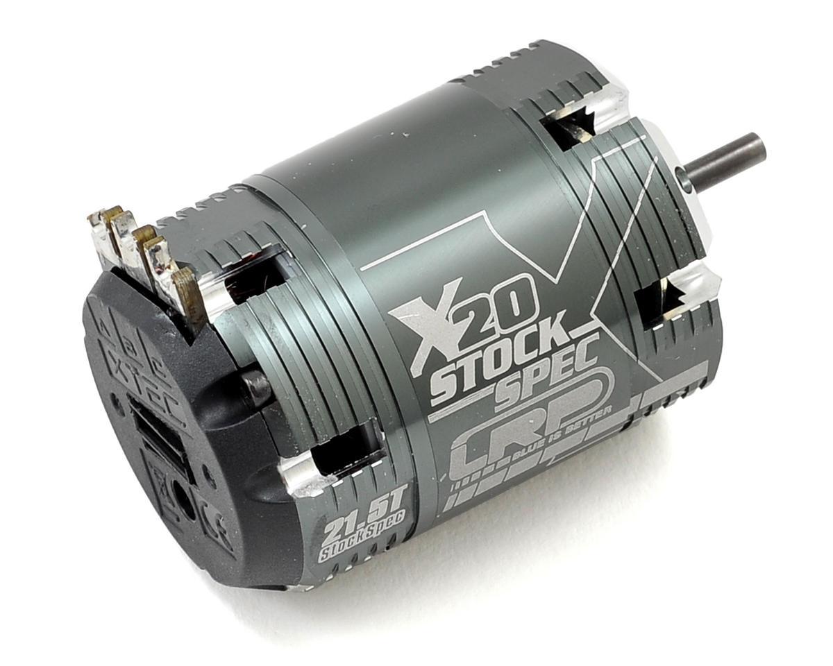 LRP Vector X20 StockSpec Brushless Motor (21.5T)
